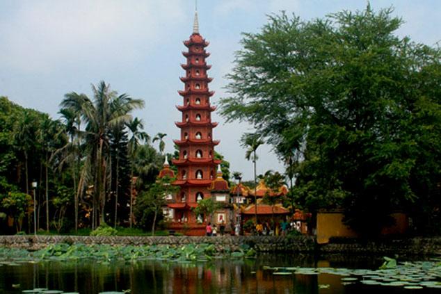 Вьетнамские города Ханой и Дананг вошли в десятку наиболее популярных туристических направлений Азии в рейтингеSmart Travel Asia.