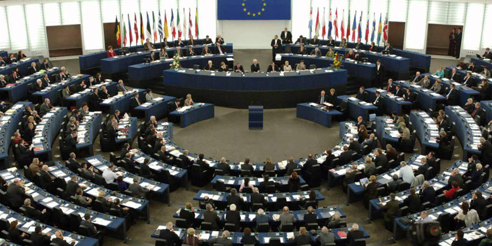 Европарламент большинством голосов отменил визы для Грузии и Украины