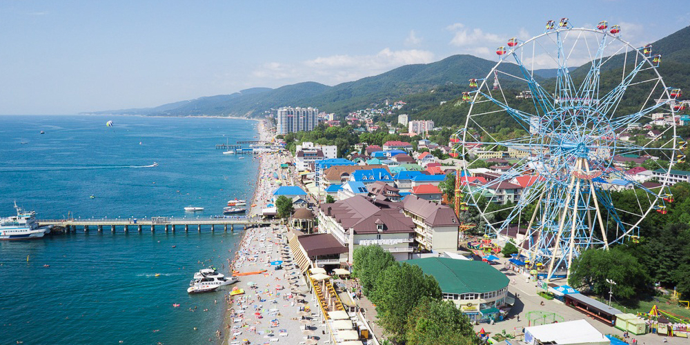 В Сочи может быть установлен упрощенный порядок въезда для иностранных туристов