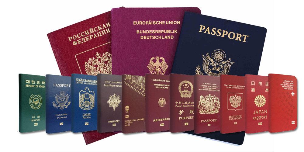 Рейтинг «крутости» заграничного паспорта возглавила Германия