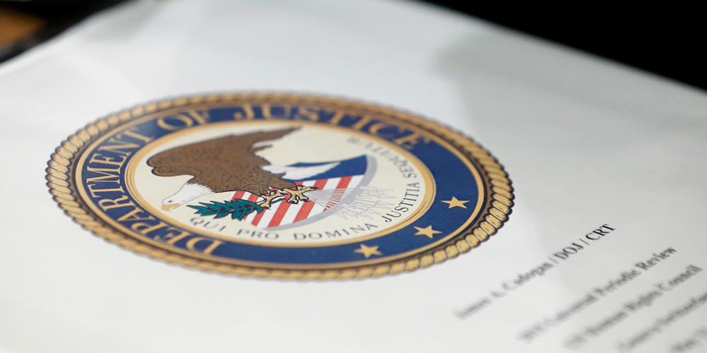 Ведомство юстиции США отстаивает «иммиграционные указы» Трампа
