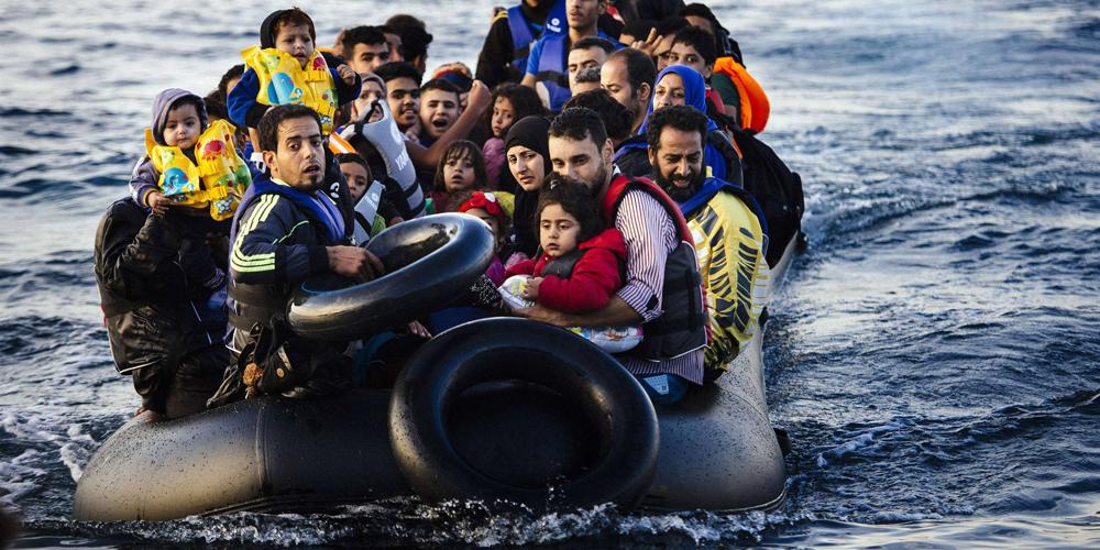 В Средиземном море за двое суток спасены более 1,5 тыс. нелегальных мигрантов