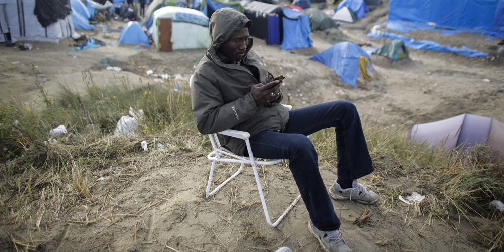 Французского фермера обвинили в помощи нелегальным мигрантам