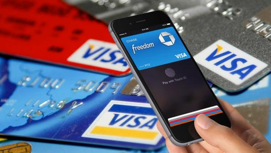 VISA + Apple Pay