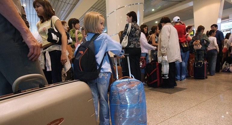 За три года Евросоюз без виз посетил миллион молдаван