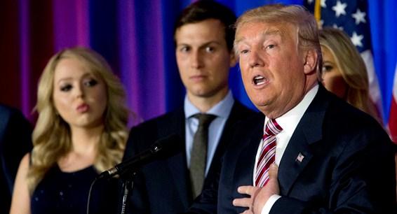 Членов семьи Дональда Трампа подозревают в торговле американскими визами