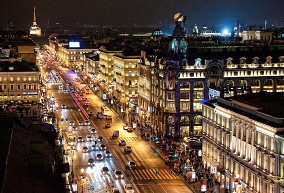 В Санкт-Петербурге вводятся электронные визы для иностранных болельщиков и деловых туристов