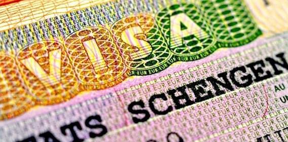 Для шенгенских виз разработан новый стикер