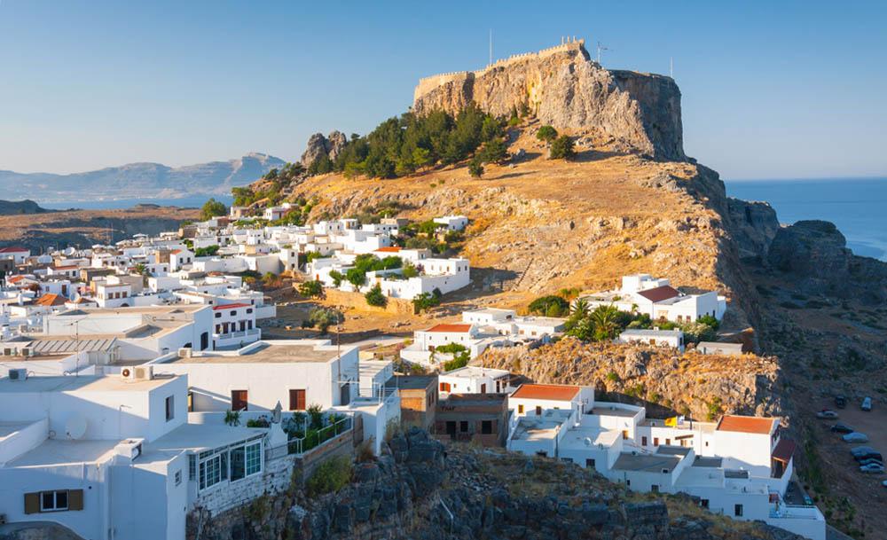 Дорогая вилла в греции