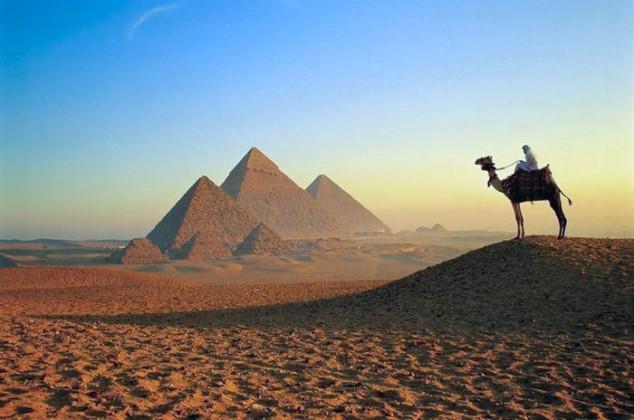 В Египет возвращаются туристы