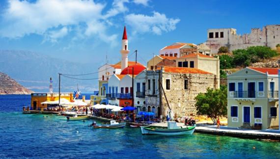 Грецию в 2014 году может посетить 1 млн 200 тысяч российских туристов