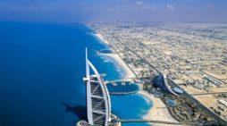 Число туристов в Дубае растет за счет российских граждан