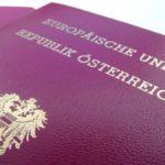 Власти Австрии будут штрафовать и лишать гражданства обладателей паспортов других стран