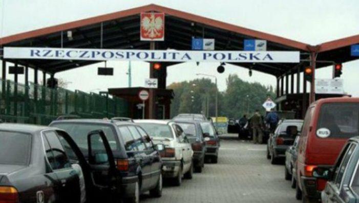 По причине предоставления Украине безвизового режима Польша усилит пограничный контроль