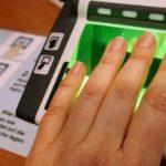 Въезд в Россию буде проходить по отпечаткам пальцев