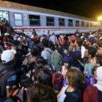 Беженцы застряли в Венгрии