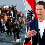 Австрия шантажирует закрытием границы, если Италия будет выдавать визы мигрантам