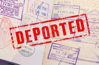 Иностранцы, не имеющие перспектив в ЕС, должны быть депортированы