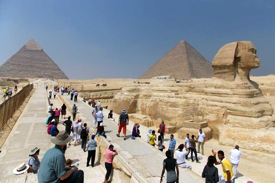 Власти Египта ожидают принять порядка 3 –х миллионов граждан России после восстановления авиационного сообщения