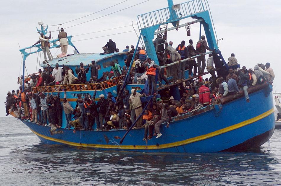 Испания получает мощный миграционный прессинг – объявили в Европейском Союзе