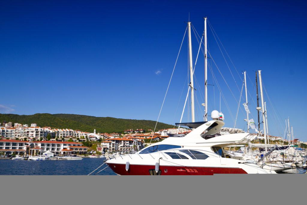 Владельцы яхт отдают свое предпочтение Болгарии
