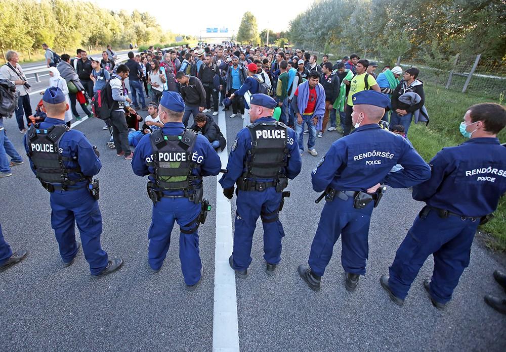 Венгрия – защита Европы от мигрантов
