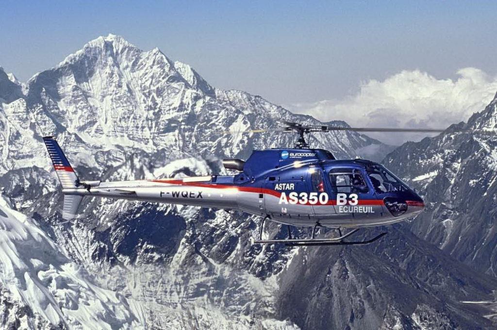 Руководство Тибета официально разрешило вертолетный туристический тур по своей территории