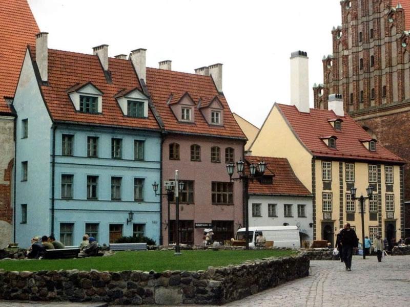 Латвийская недвижимость и вид на жительство в данной стране за инвестиции