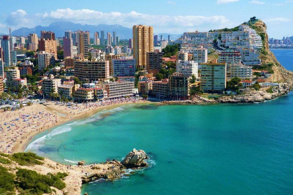 Испанская недвижимость в районе Коста-Бланки