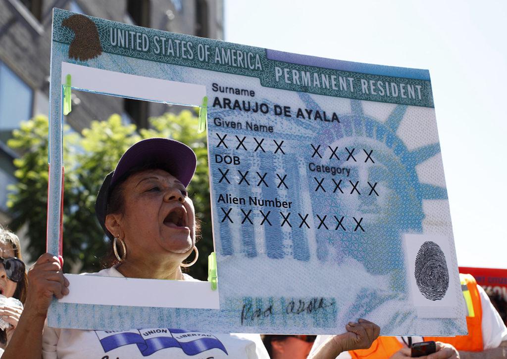 На 29 января Белый дом назначил презентацию проекта реформы в системе миграционной политики