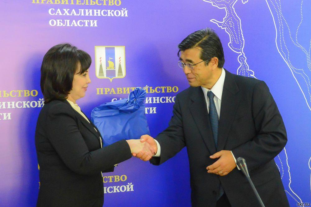 Япония выразила желание сделать безвизовый режим для Сахалина и Хоккайдо