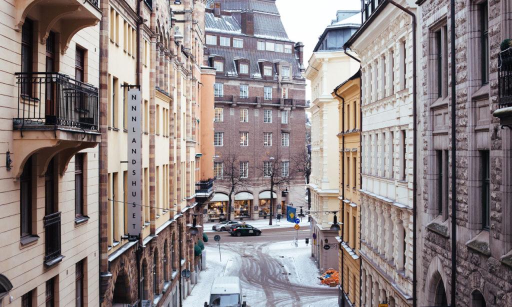 Шведская недвижимость