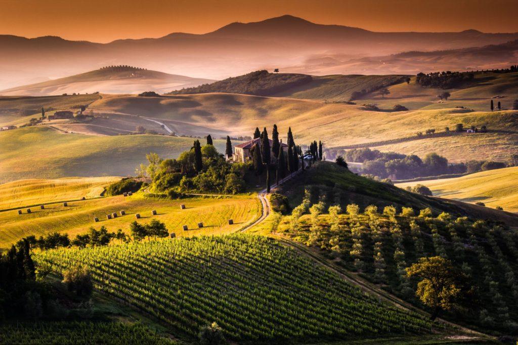 Тоскана – божественный регион Италии