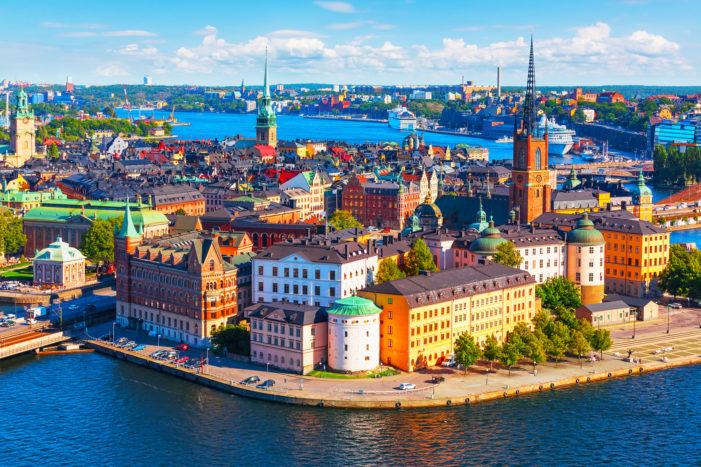 Стокгольм. Впечатления.