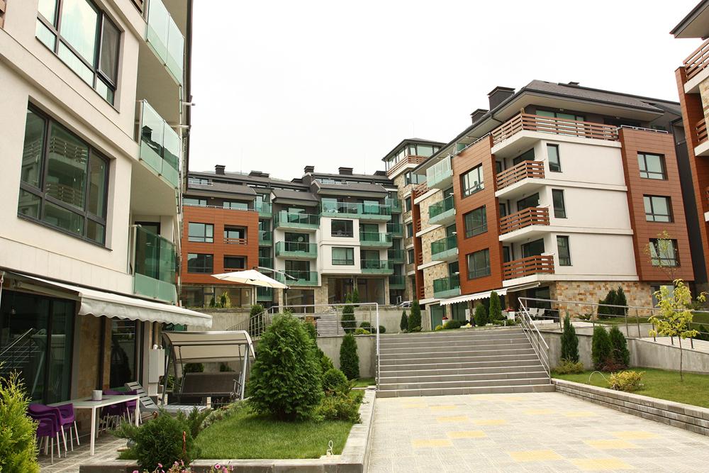 Болгарская столица София отмечена повышением цен на недвижимость