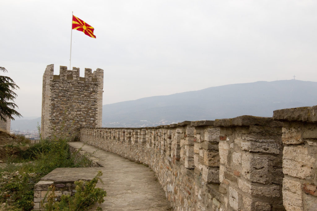 Руководство Македонии решило ввести визовый режим для россиян
