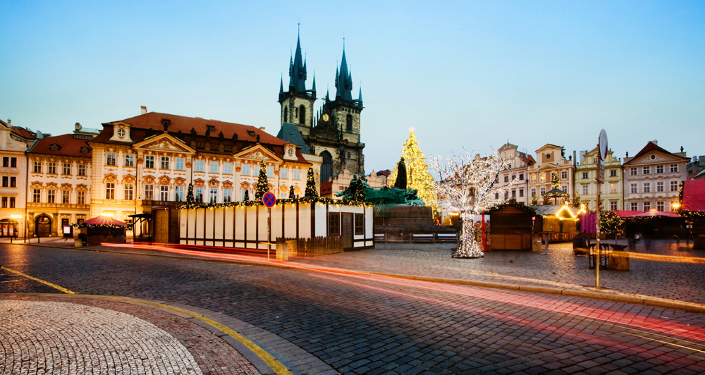 Жилье в Праге