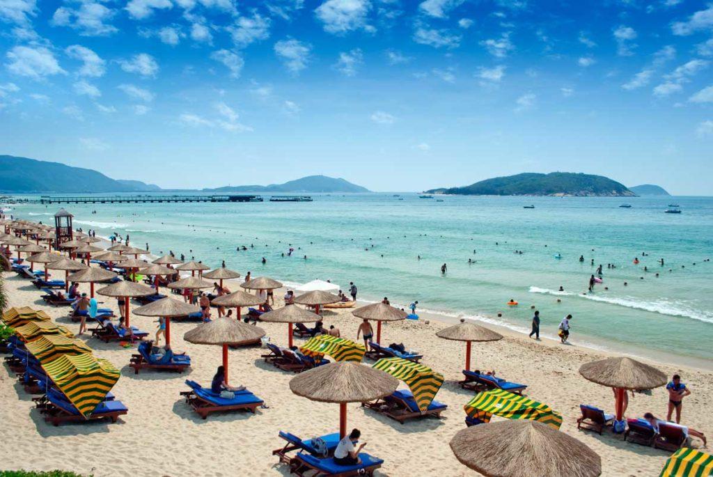 Остров Хайнань для туристов из России становится все популярнее