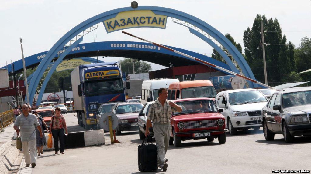 Визовый режим в Казахстане