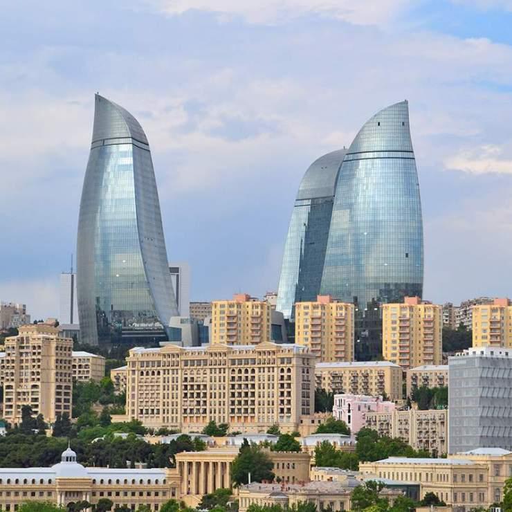 Туристический доход Азербайджана продолжает расти