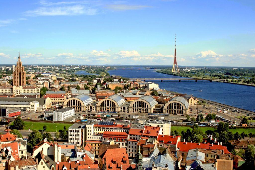 Латвийский рынок недвижимости