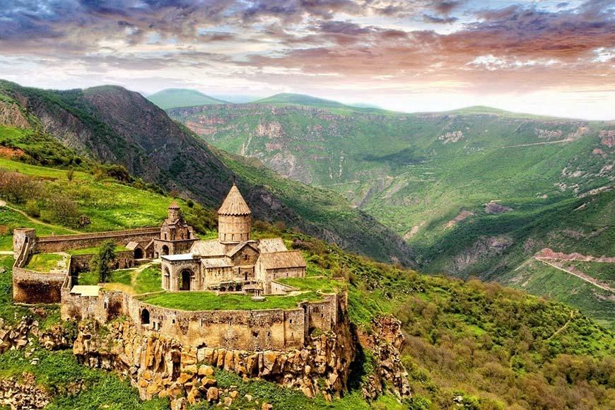 Визовый режим при въезде в Армению