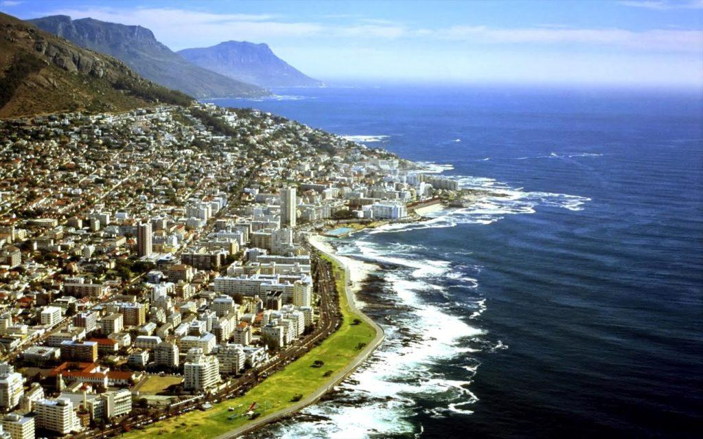 Туристы из России чаще посещают ЮАР