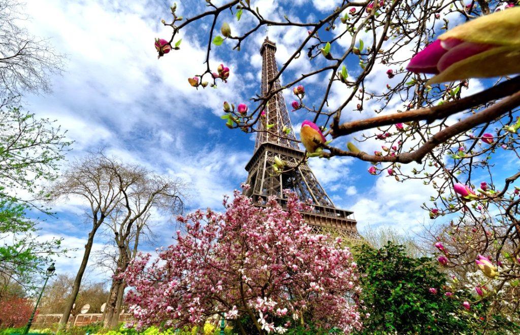 Где отдохнуть весной в мае?