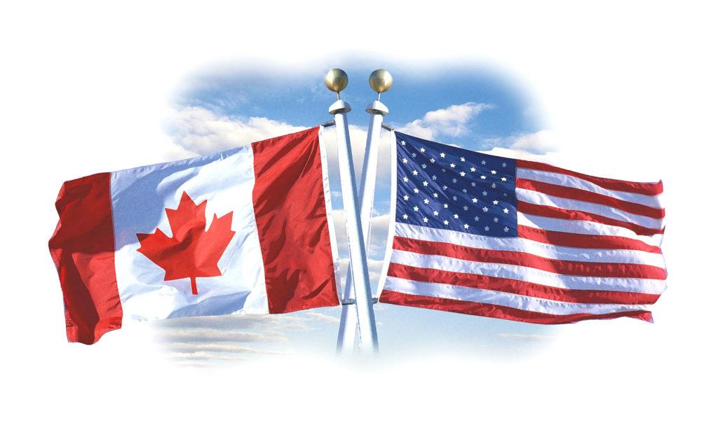 Канадцев не  устраивают нелегальные мигранты  из США