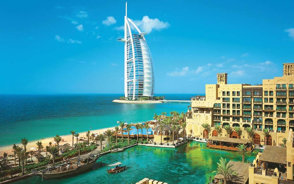 Дубай ввел визовое послабление для транзитных пассажиров