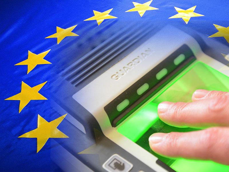 Как сдавать биометрию и дактилоскопию для получения Шенгенской визы