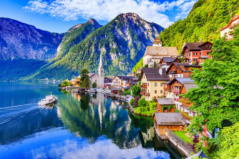 Получение ВНЖ в Австрии за полгода