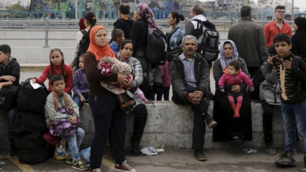Германия собирается построить специальные центры для  беженцев