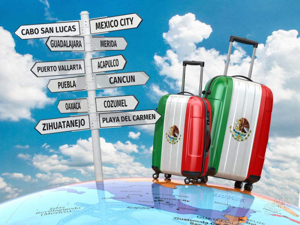 Россиянам могут отменить визы в Мексику